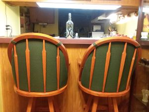 Set of Swivel bar stools for Sale in Taylors, SC