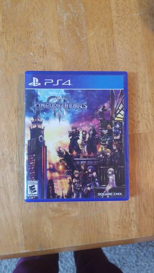 BRAND NEW Kingdom Hearts 3 for Sale in Lakewood, CO