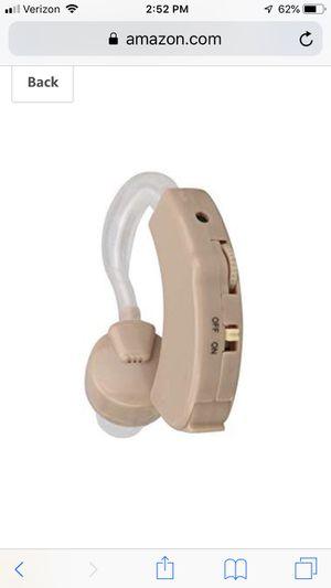 Hearing amplifier for Sale in Hewlett, NY