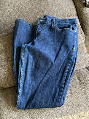 Levi's 524 super low jeans - dark wash - 13 M for Sale in Downers Grove, IL