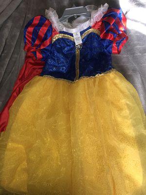 Snow White DisneyStore dress size 9/10 for Sale in Fontana, CA
