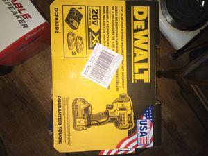 DeWalt brushless drywall screw gun kit for Sale in Portland, OR