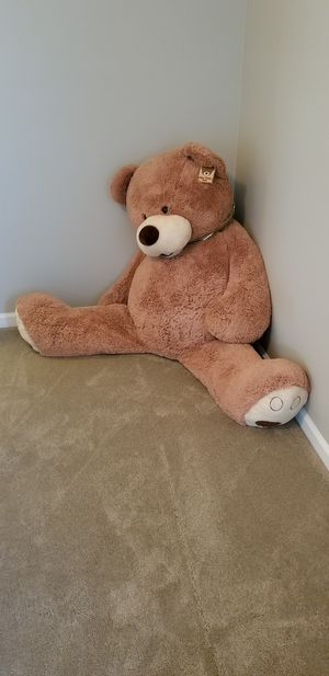 """68"""" Teddy Bear excellent condition $25 for Sale in Bristow, VA"""