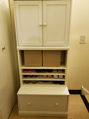 Shoe storage & other storage for Sale in Bedford Hills, NY