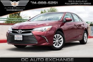 2016 Toyota Camry for Sale in Fullerton, CA