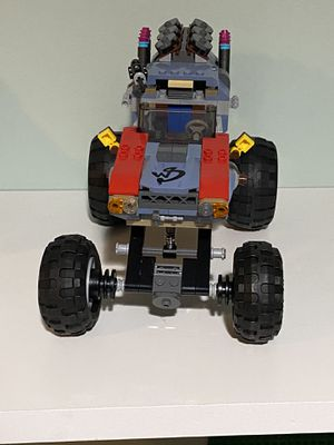 Lego buggy from Lego movie for Sale in Hammonton, NJ