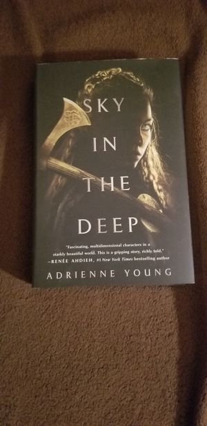 Sky in the Deep by Adrienne Young for Sale in Irvine, CA