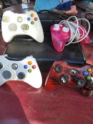 Controlers for x- box for Sale in Selma, CA