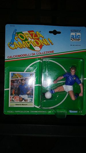 Forza. Campioni /kenner action figure for Sale in Stockton, CA