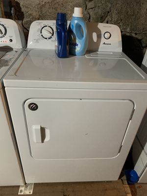 Amana washer dryer set for Sale in Fall River, MA
