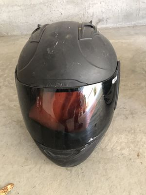 Used motorcycle helmet for Sale in Chino, CA