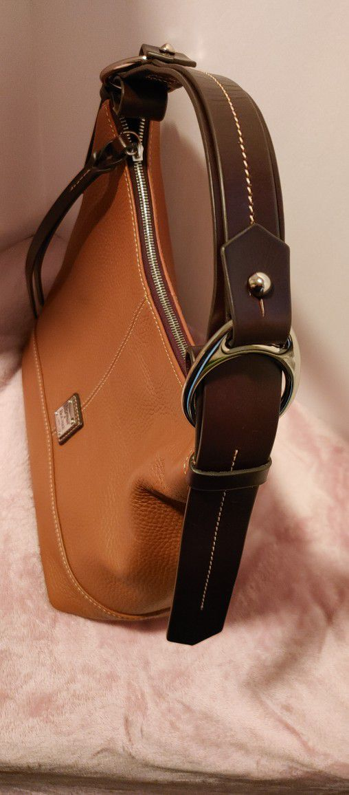 Dooney & Bourke Leather Hobo Bag