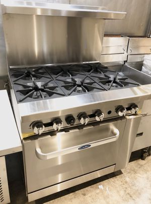 "6 Burner stove ""Free Delivery!"" for Sale in Kent, WA"