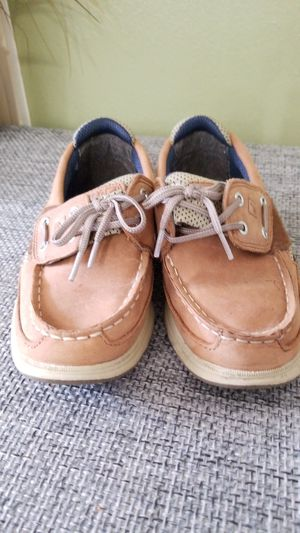 Boys Sperry Topsider size 12 for Sale in Mauldin, SC