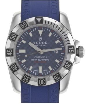 TUDOR HYDRONAUT II 24030 Stainless Steel Rubber band Automatic ladies Watch for Sale in Miami, FL