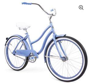 "Huffy 24"" Cranbrook Women's Comfort Cruiser Bike Light Periwinkle Blue for Sale in Norcross, GA"
