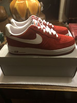 Air Force 1 '07 'University Red' for Sale in Durham, NC