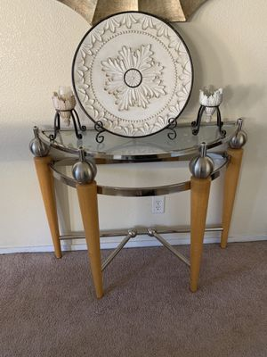 Entryway table for Sale in Las Vegas, NV