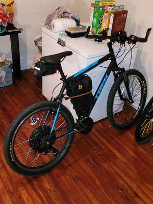 Ebike Mountain bike Trek Bicycle for Sale in Philadelphia, PA