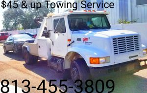 $50 up towing service for Sale in Tampa, FL