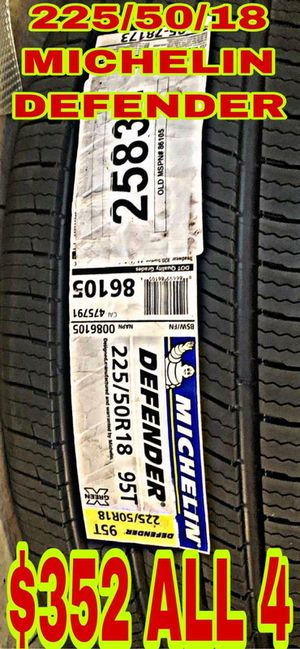 2255018 BRAND NEW SET OF TIRES for Sale in Mesa, AZ