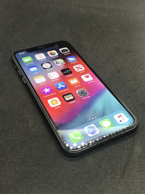 iPhone X Unlocked for Sale in Chesapeake, VA