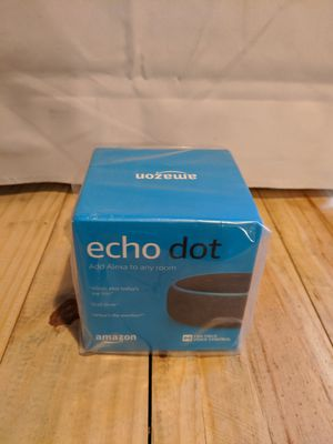 Amazon Alexa echo Dot 3rd generation for Sale in South Williamsport, PA