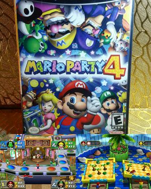 Gamecube Mario Party 4 GC for Sale in Brooklyn, NY