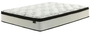 ***ONLY MATTRESS*** Ashley Furniture Full Size 12in Pillowtop Hybrid Mattress for Sale in Garden Grove, CA