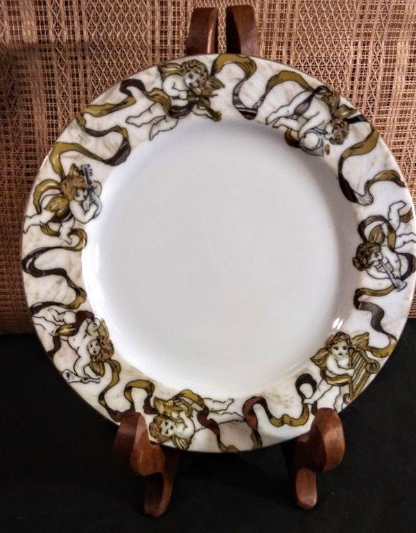 American Atelier Heavenly Host Plate