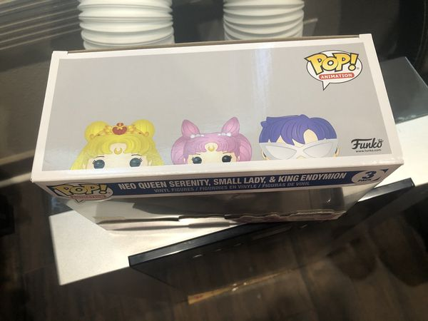 Sailor Moon 3 Pack