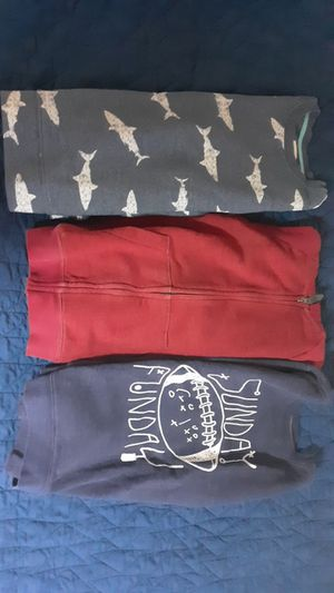 Boys Rain Jacket/ sweaters for Sale in Chicago, IL