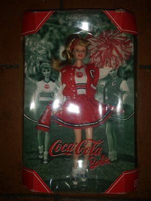 New Collectible coca cola mattel barbie doll for Sale in Hawthorne, CA