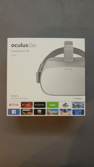 Oculus Go 32GB Perfect condition with case for Sale in Miami, FL