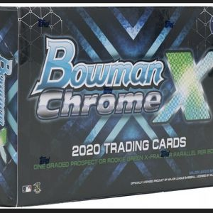 New Bowman Chrome X Baseball Cards for Sale in Arlington Heights, IL