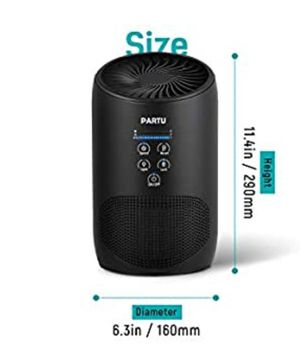 PARTU HEPA Air Purifier for Sale in Las Vegas, NV