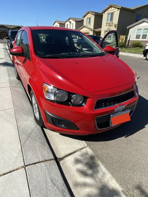2013 Chevy Sonic for Sale in Manteca, CA