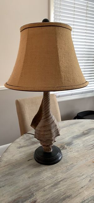 Sea Shell Lamp for Sale in High Point, NC