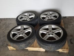 Used JDM Toyota Altezza Lexus Is300 2JZ OEM Rims & Tires for Sale in Denver, CO