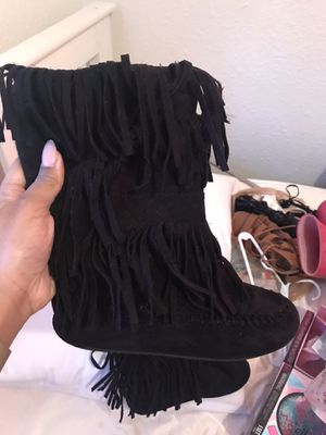 Little girl boots for Sale in Irving, TX
