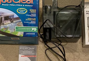 AquaClear 70 Power Filter for Sale in Issaquah,  WA
