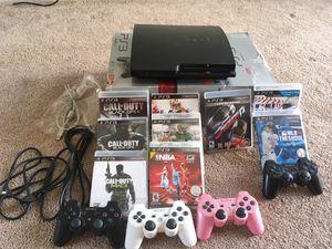 PS3 console for Sale in Fort Walton Beach, FL