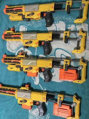 10 Nerf Guns for Sale in Houston, TX