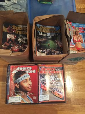 Sports Illustrated issues for Sale in Boston, MA