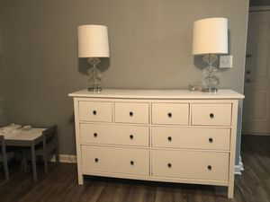 White dresser great condition for Sale in Duluth, GA
