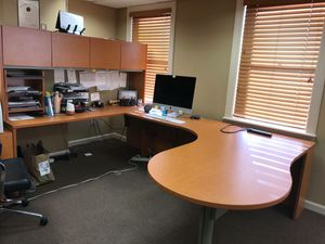Executive Desk and Chair for Sale in Baltimore, MD