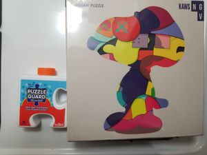 Kaws puzzle for Sale in Brooklyn, NY