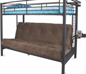 Bunk Bed W/ Futon Frame for Sale in Pico Rivera,  CA