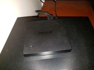 Amazon fire tv box and 50 inch magnavox 1080 hdmi for Sale in Springfield, VA