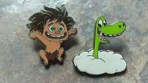 Disney the good dinosaur pins for Sale in Kissimmee, FL